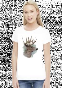 Koszulka damska Jeleń