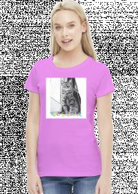 Koci Grajdołek 4 Koszulka Damska