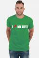 """Koszulka"""" I INK MY LIFE"""""""