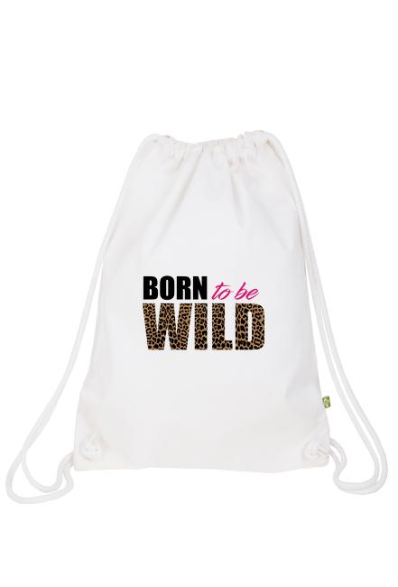 Plecak worek Born To Be Wild