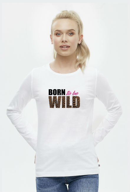 Longsleeve damski Born To Be Wild