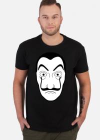 Koszulka Dom z papieru maska 2