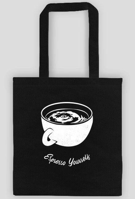 Ekotorba Espresso Yourself czarna