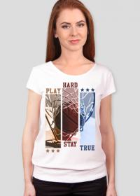 Play Hard - Royal Street - damska