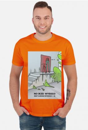 NO JESD WYSOGO :-DDDD Gondola - KOSZULGA