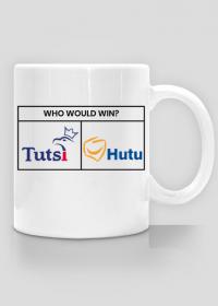 """Kubek """"Tutsi vs. Hutu"""""""