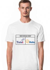 """Koszulka """"Tutsi vs. Hutu"""""""