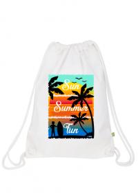 Sun Summer Fun - Worek gimnastyczny A3
