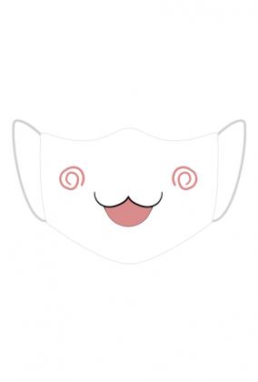 Kawaii maseczka - uśmiech