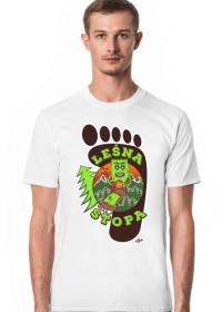 Leśna Stopa - Męska koszulka