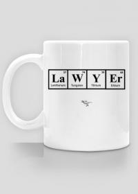 Pierwiastki Lawyer - Kubek