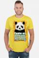 Panda planeta stop rasizm. Pada