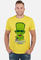 Frankenstein monster.Pada