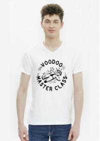 Voodoo Master Class - Koszulka męska biała