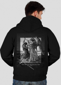 Jacob Wrestling with the Angel :: bluza