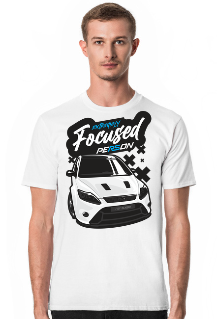 Extremely Focused PeRSon - Frozen White
