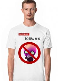 Koszulka Covid - Ściema