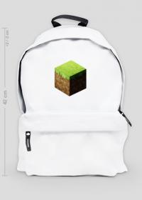 Plecak Duży - Minecraft (Grass Block, Dirt)