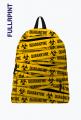 Plecak fullprint - kwarantanna