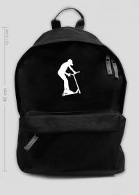 Duży plecak - Hulajnoga, stunt, hulajka, freestyle