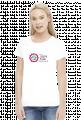 Koszulka damska biała TAJNY KLUB SUPERDZIEWCZYN