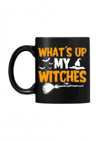 KUBEK	WHAT'S UP MY WITCHES