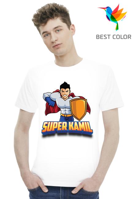 Super Kamil - na dzień chłopaka, dla mężczyzny