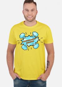 Wystrzałowy chłopak - koszulka na Dzień Chłopaka