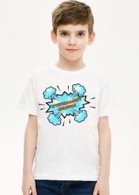 Wystrzałowy chłopak - koszulka dziecięca na Dzień Chłopaka