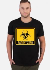 Pacjent zero koszulka
