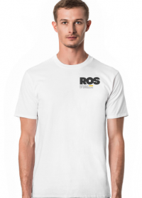 ROS White Simple 2Side