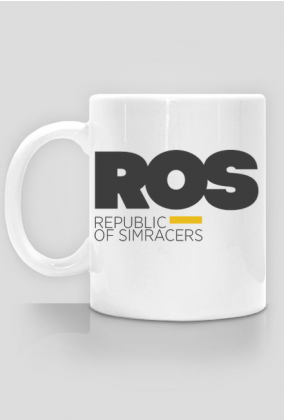 ROS White Cup