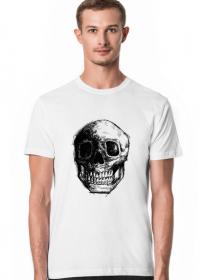 Koszulka męska Skull S