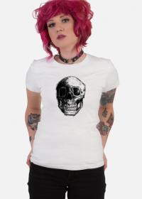 Koszulka damska Skull