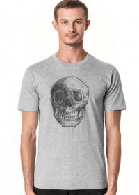 Koszulka męska Skull Sketch