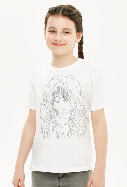 koszulka postać anime