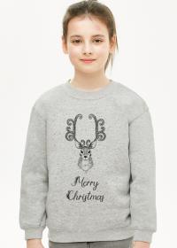 Merry Christmas - bluza dla dziecka