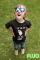 Koszulka Dziecięca Fluorestencyjna Too Old