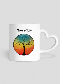 Kubek Tree of Life