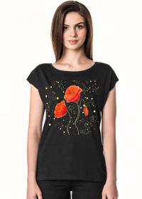 Koszulka I like flowers