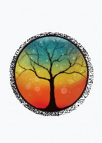 Magnes Drzewo życia
