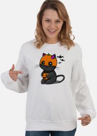 Bluza Halloween Kitku