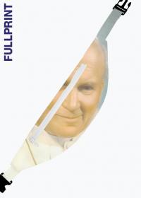 Jan Paweł II Papież nerka saszetka 2