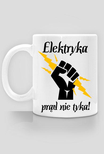 kubek Elektryka prąd nie tyka