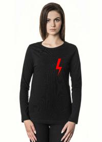 Bluzka z długim rękawem - wybór nie zakaz #piekło kobiet