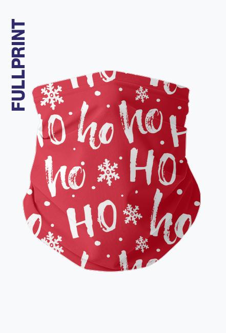 Komin na twarz - Ho Ho Ho