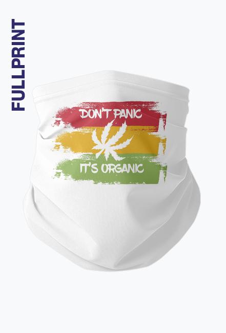 Komin na Twarz - Organic ;)