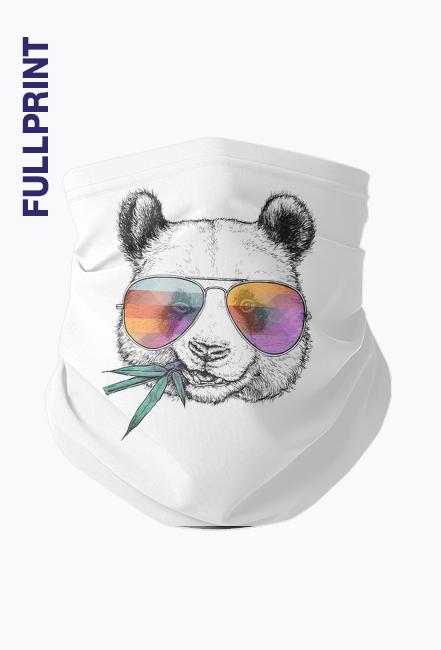 Komin na Twarz - Panda