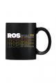 ROS Black Cup Color