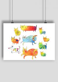 Malowane Koty 2